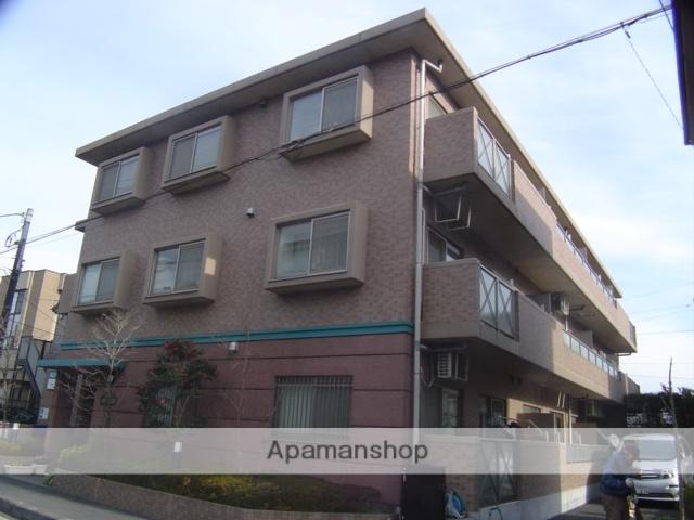 埼玉県さいたま市大宮区、大宮駅徒歩7分の築18年 3階建の賃貸マンション