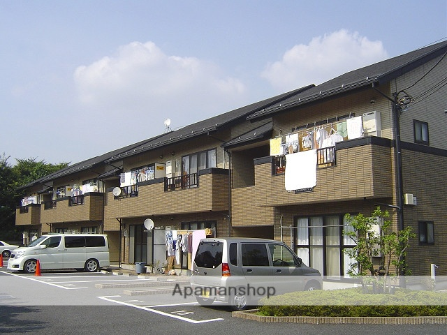 埼玉県さいたま市見沼区、大和田駅徒歩15分の築17年 2階建の賃貸アパート