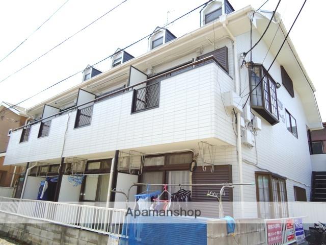 埼玉県さいたま市北区、日進駅徒歩19分の築26年 2階建の賃貸アパート