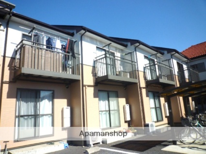埼玉県さいたま市大宮区、日進駅徒歩25分の築15年 2階建の賃貸テラスハウス