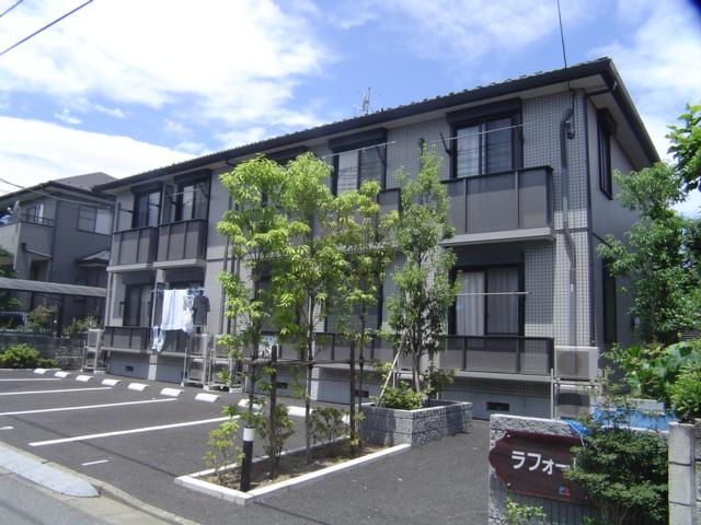 埼玉県さいたま市大宮区、北大宮駅徒歩4分の築14年 2階建の賃貸アパート