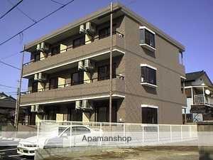 埼玉県さいたま市大宮区、北与野駅徒歩20分の築14年 3階建の賃貸マンション