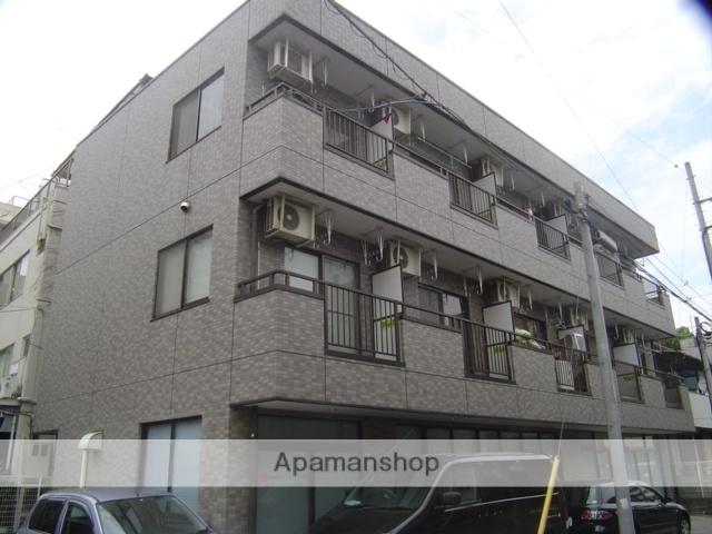埼玉県さいたま市大宮区、大宮駅徒歩5分の築23年 3階建の賃貸マンション