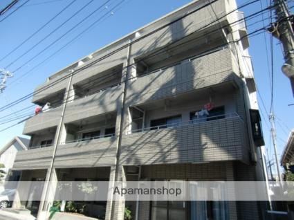 埼玉県さいたま市中央区、北与野駅徒歩10分の築30年 4階建の賃貸マンション