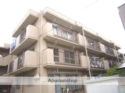 埼玉県さいたま市大宮区、土呂駅徒歩25分の築36年 3階建の賃貸マンション