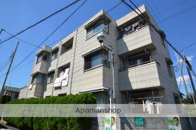 埼玉県さいたま市大宮区、大宮駅徒歩15分の築27年 3階建の賃貸マンション