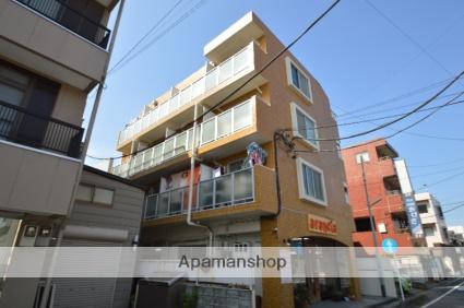 埼玉県さいたま市大宮区、大宮駅徒歩9分の築23年 4階建の賃貸マンション