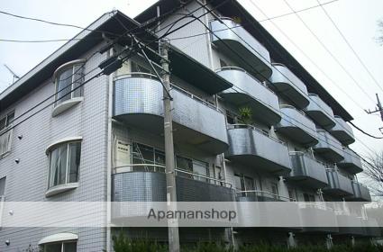 埼玉県さいたま市中央区、さいたま新都心駅徒歩19分の築27年 5階建の賃貸マンション