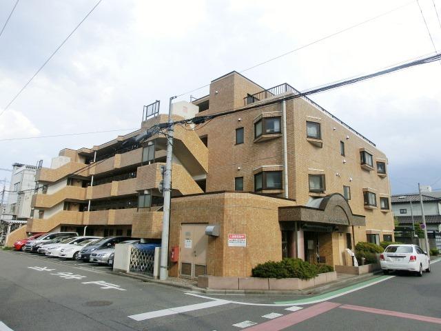 埼玉県さいたま市大宮区、大宮駅徒歩15分の築23年 4階建の賃貸マンション
