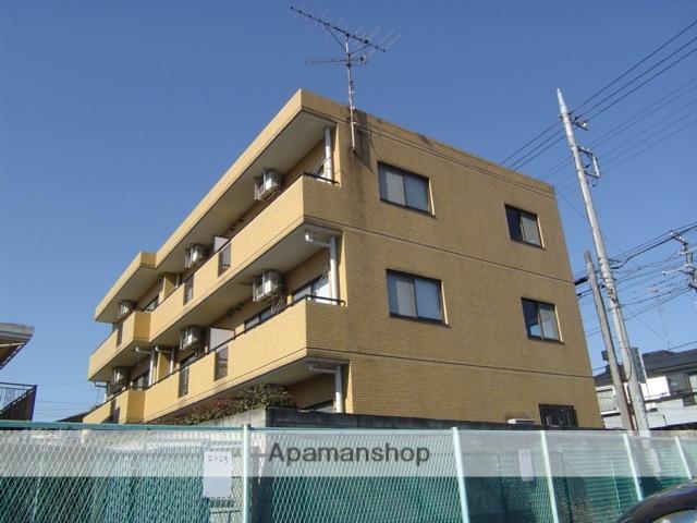 埼玉県さいたま市見沼区、大和田駅徒歩10分の築28年 3階建の賃貸マンション