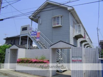 埼玉県さいたま市岩槻区、岩槻駅徒歩17分の築27年 2階建の賃貸アパート