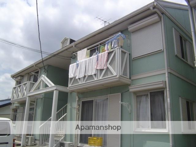 埼玉県さいたま市見沼区、七里駅徒歩4分の築25年 2階建の賃貸アパート