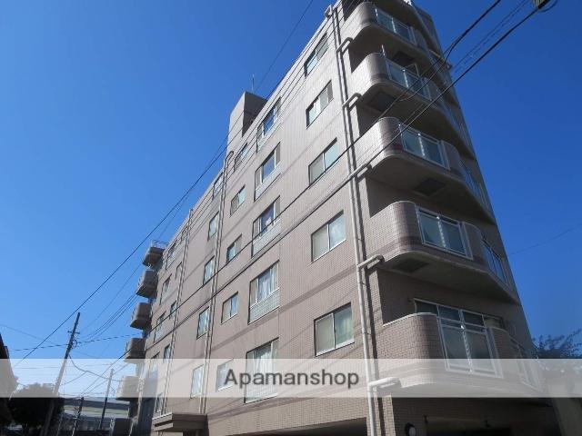 埼玉県さいたま市大宮区、さいたま新都心駅徒歩24分の築21年 7階建の賃貸マンション