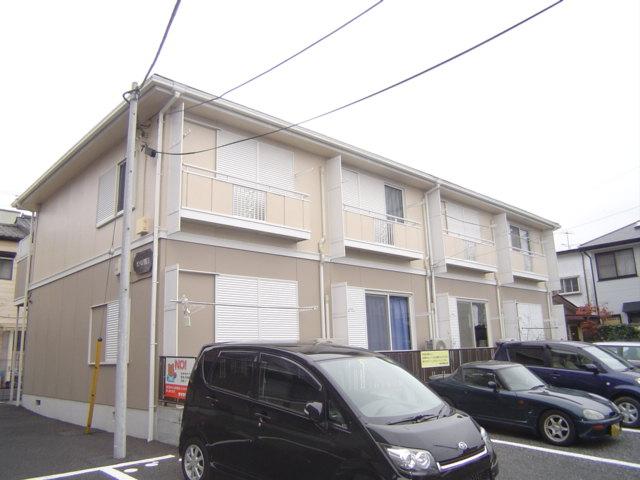 埼玉県さいたま市大宮区、大宮駅徒歩18分の築23年 2階建の賃貸アパート