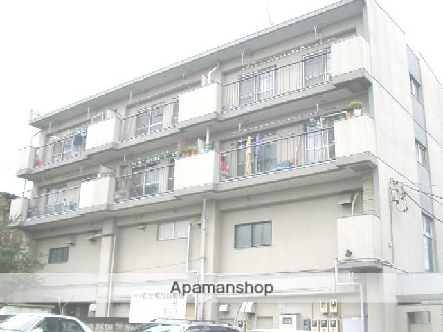 埼玉県さいたま市北区、日進駅徒歩20分の築37年 4階建の賃貸マンション