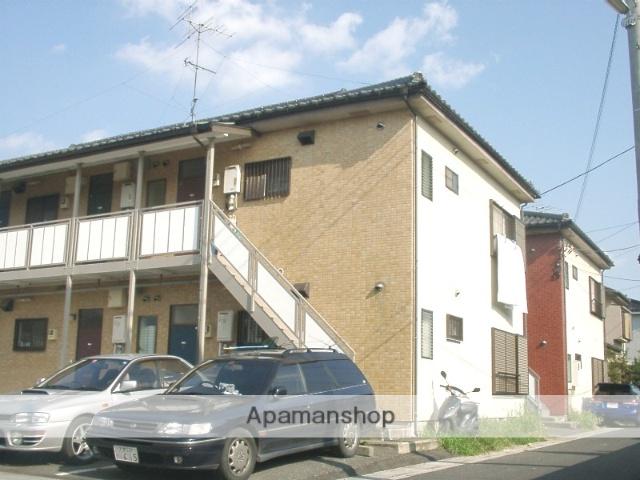 埼玉県さいたま市西区、指扇駅徒歩24分の築24年 2階建の賃貸アパート