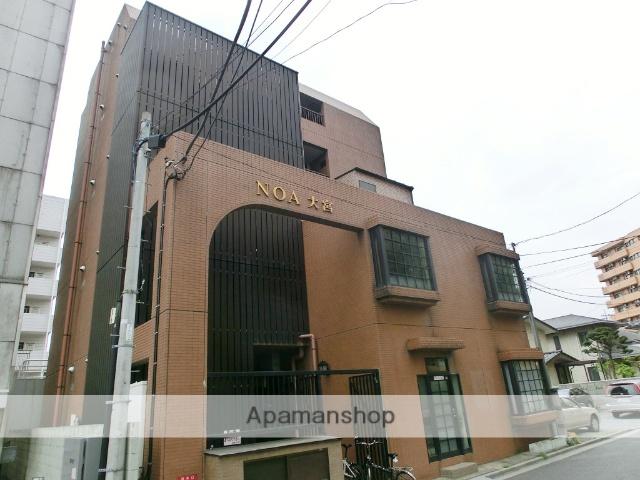 埼玉県さいたま市大宮区、大宮駅徒歩14分の築26年 5階建の賃貸マンション