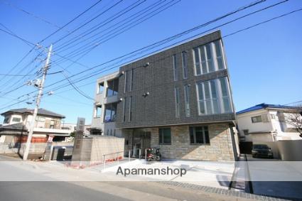 埼玉県さいたま市大宮区、北与野駅徒歩27分の築4年 3階建の賃貸マンション