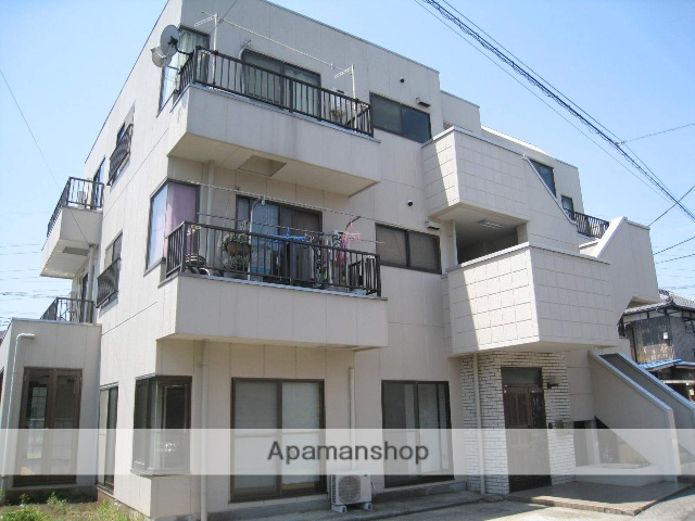 埼玉県さいたま市大宮区、北与野駅徒歩26分の築31年 3階建の賃貸マンション