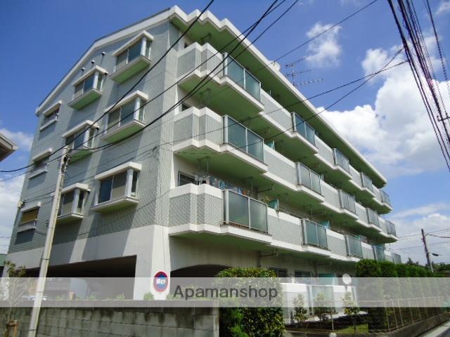 埼玉県さいたま市大宮区、日進駅徒歩25分の築27年 4階建の賃貸マンション