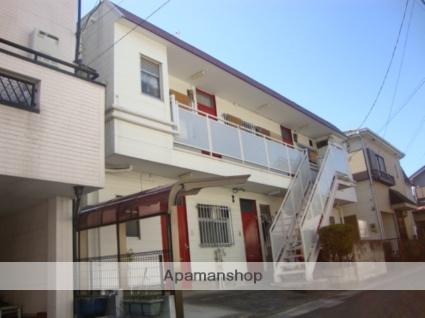 埼玉県さいたま市大宮区、北与野駅徒歩12分の築37年 2階建の賃貸アパート