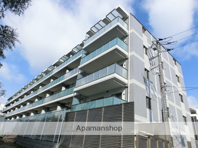 埼玉県さいたま市見沼区、大和田駅徒歩3分の築3年 6階建の賃貸マンション
