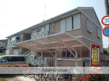 埼玉県さいたま市見沼区、大和田駅徒歩13分の築25年 2階建の賃貸アパート
