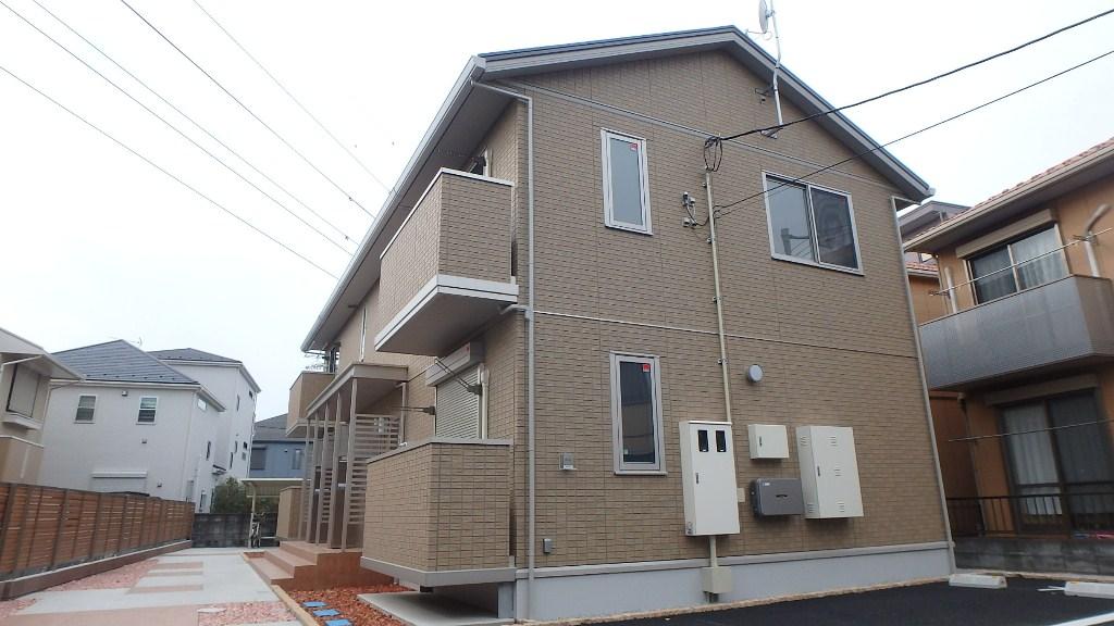 埼玉県さいたま市大宮区、大宮駅徒歩23分の築2年 2階建の賃貸アパート