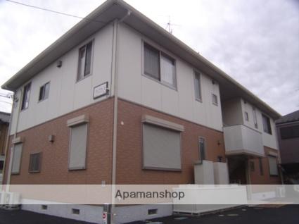 埼玉県さいたま市見沼区、大宮駅東武バスバス20分向大谷下車後徒歩5分の築10年 2階建の賃貸アパート