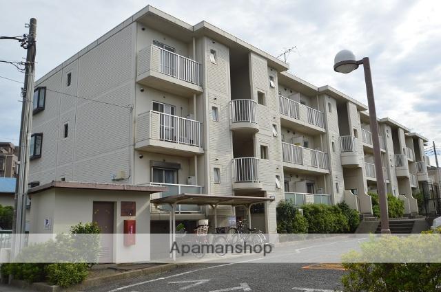 埼玉県さいたま市大宮区、北与野駅徒歩23分の築26年 3階建の賃貸マンション
