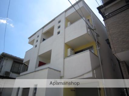埼玉県さいたま市大宮区、北与野駅徒歩20分の築10年 3階建の賃貸アパート