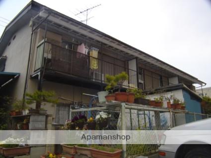 埼玉県さいたま市大宮区、大宮駅徒歩15分の築42年 2階建の賃貸アパート