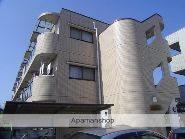埼玉県さいたま市南区、南浦和駅徒歩16分の築20年 3階建の賃貸マンション
