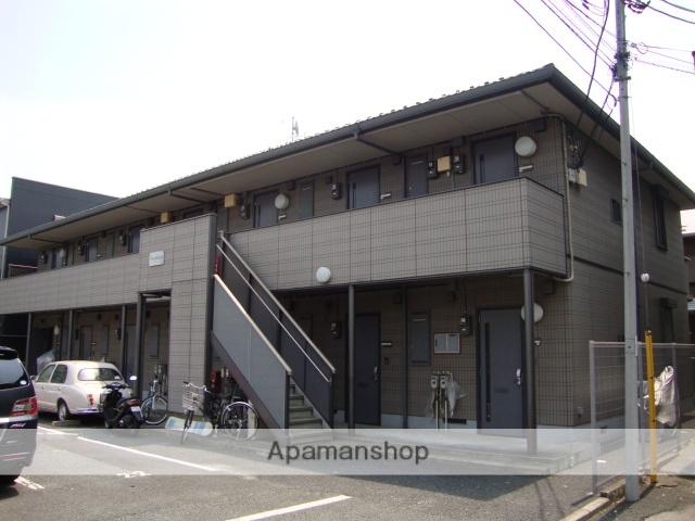 埼玉県さいたま市浦和区、浦和駅徒歩9分の築13年 2階建の賃貸アパート