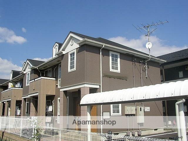 埼玉県さいたま市桜区、西浦和駅徒歩29分の築16年 2階建の賃貸アパート