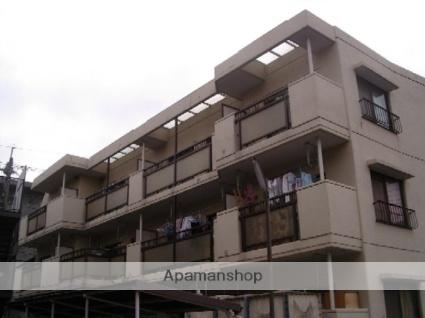 埼玉県さいたま市南区、南浦和駅徒歩7分の築30年 3階建の賃貸マンション