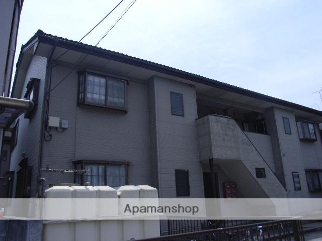 埼玉県さいたま市緑区、東浦和駅徒歩10分の築25年 2階建の賃貸アパート
