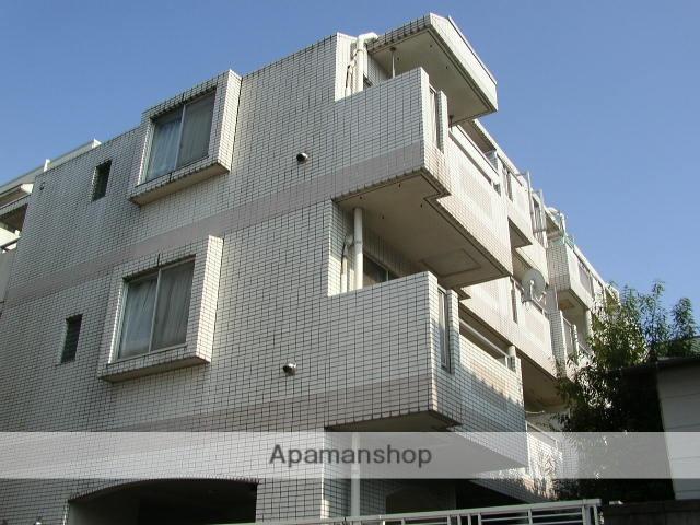 埼玉県さいたま市桜区、西浦和駅徒歩15分の築27年 4階建の賃貸マンション