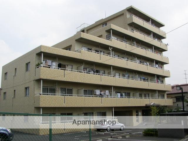 埼玉県さいたま市桜区、西浦和駅徒歩20分の築21年 7階建の賃貸マンション