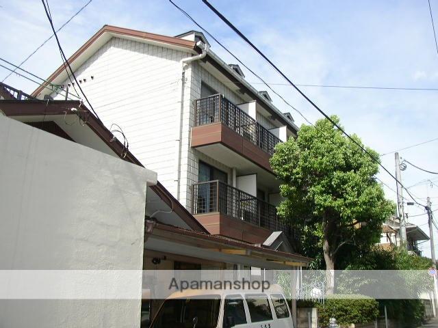 埼玉県さいたま市緑区、南浦和駅徒歩30分の築29年 3階建の賃貸マンション