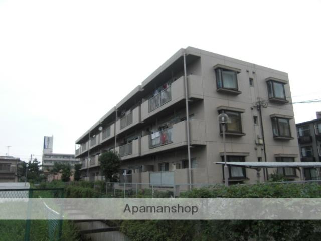 埼玉県さいたま市桜区、西浦和駅徒歩17分の築29年 3階建の賃貸マンション
