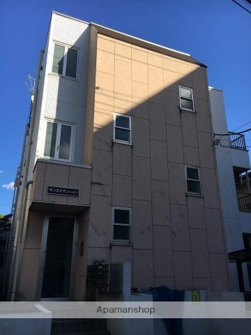 埼玉県さいたま市南区、武蔵浦和駅徒歩15分の築11年 3階建の賃貸マンション