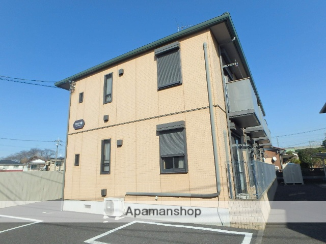 埼玉県さいたま市南区、武蔵浦和駅徒歩16分の築13年 2階建の賃貸アパート