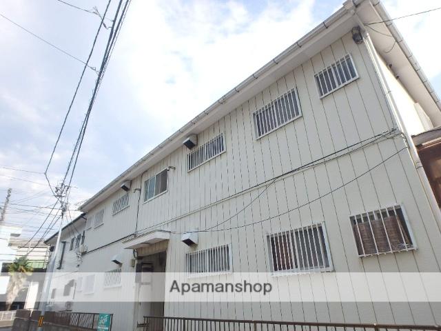 埼玉県さいたま市南区、西浦和駅徒歩12分の築23年 2階建の賃貸アパート