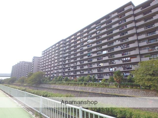 埼玉県さいたま市桜区、西浦和駅徒歩8分の築20年 12階建の賃貸マンション