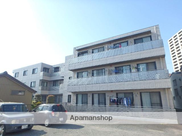 埼玉県さいたま市南区、西浦和駅徒歩18分の築20年 3階建の賃貸マンション