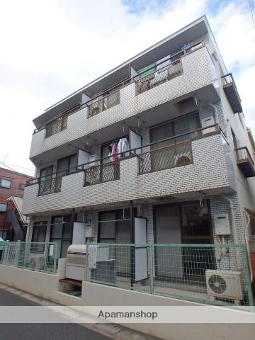 埼玉県さいたま市南区、北戸田駅徒歩6分の築28年 3階建の賃貸マンション
