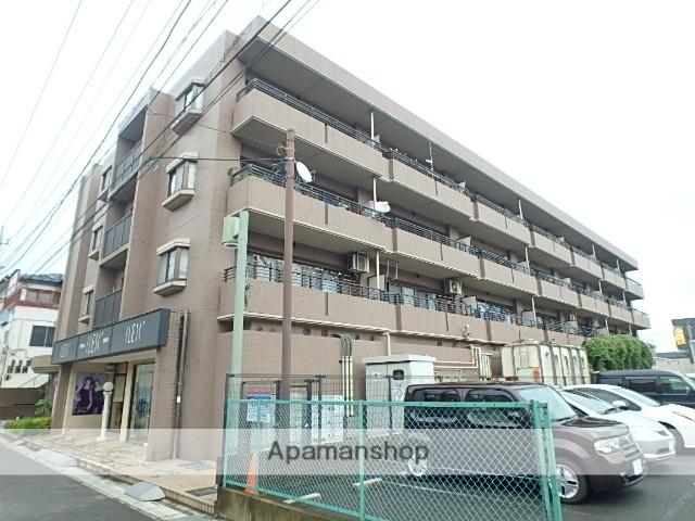 埼玉県戸田市、戸田公園駅徒歩20分の築18年 4階建の賃貸マンション