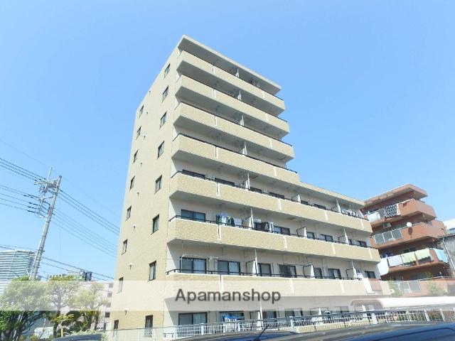 埼玉県さいたま市南区、南浦和駅徒歩27分の築17年 8階建の賃貸マンション