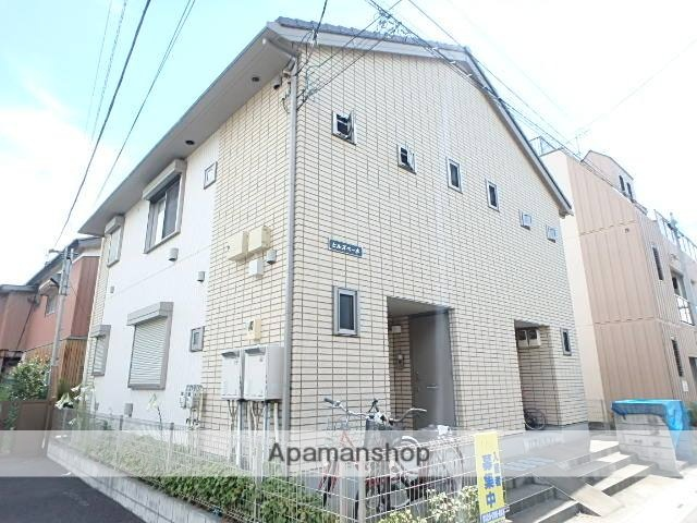 埼玉県さいたま市中央区、南与野駅徒歩19分の築7年 2階建の賃貸アパート